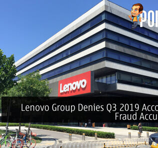 Lenovo Group Denies Q3 2019 Accounting Fraud Accusations with Clear Statement 26