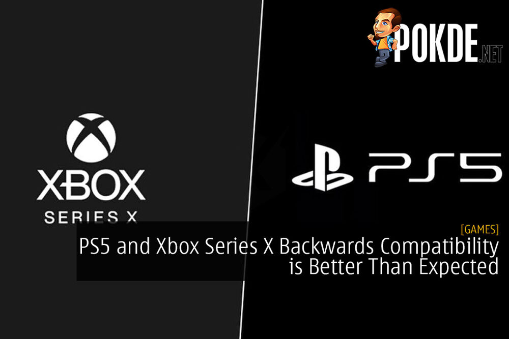 PS5 and Xbox Series X Backwards Compatibility is Better Than Expected