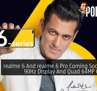 realme 6 And realme 6 Pro Coming Soon With 90Hz Display And Quad 64MP Camera 26