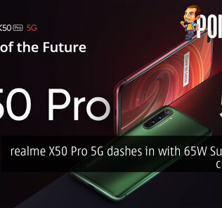 realme X50 Pro 5G dashes in with 65W SuperDart charging 30