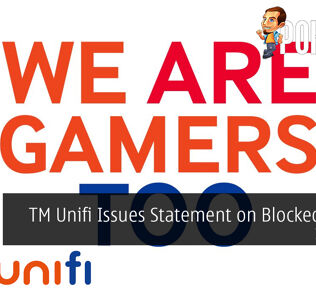 TM Unifi Issues Statement on Blocked Game Servers - #WeAreGamersToo