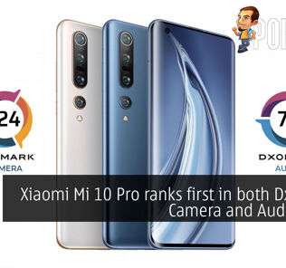 Xiaomi Mi 10 Pro ranks first in both DxOMark Camera and Audio tests 33