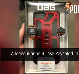 Alleged iPhone 9 Case Revealed In The US 20