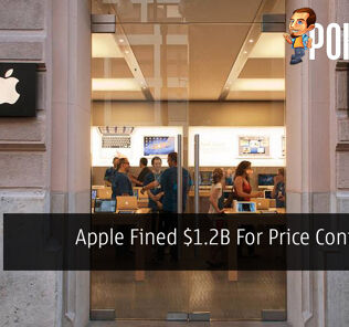 Apple Fined $1.2B For Price Controlling 31
