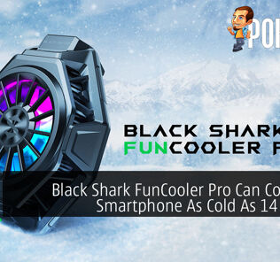 Black Shark FunCooler Pro Can Cool Your Smartphone As Cold As 14 Celcius 39