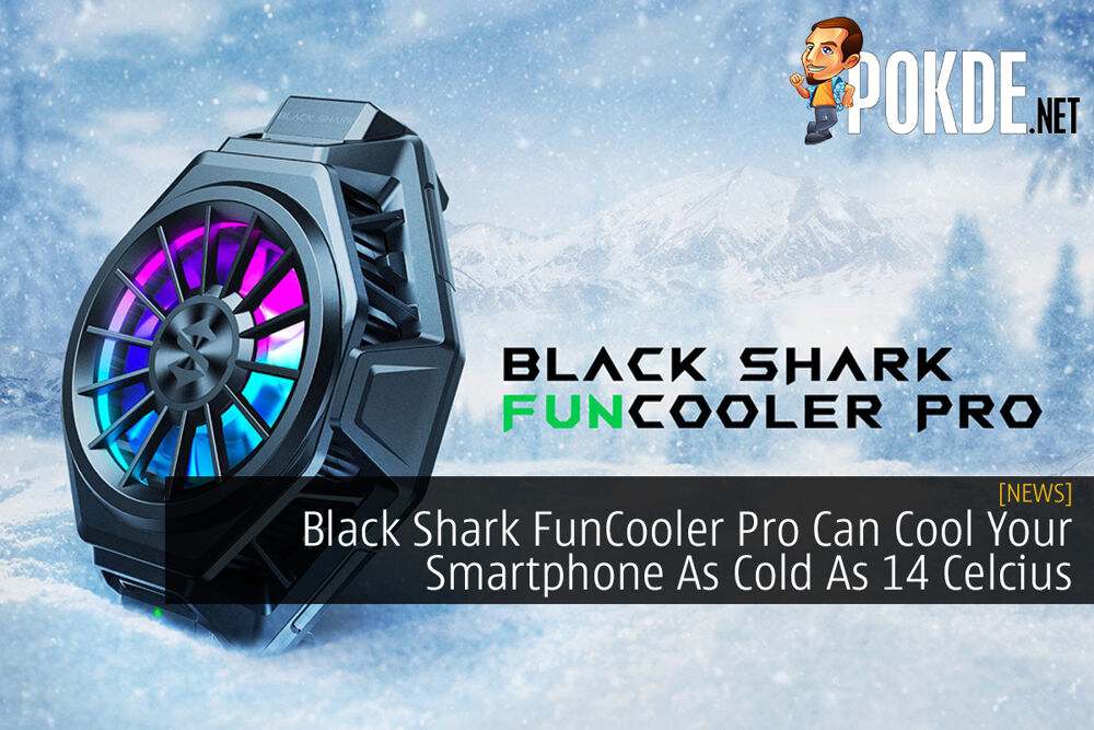 Black Shark FunCooler Pro Can Cool Your Smartphone As Cold As 14 Celcius 29