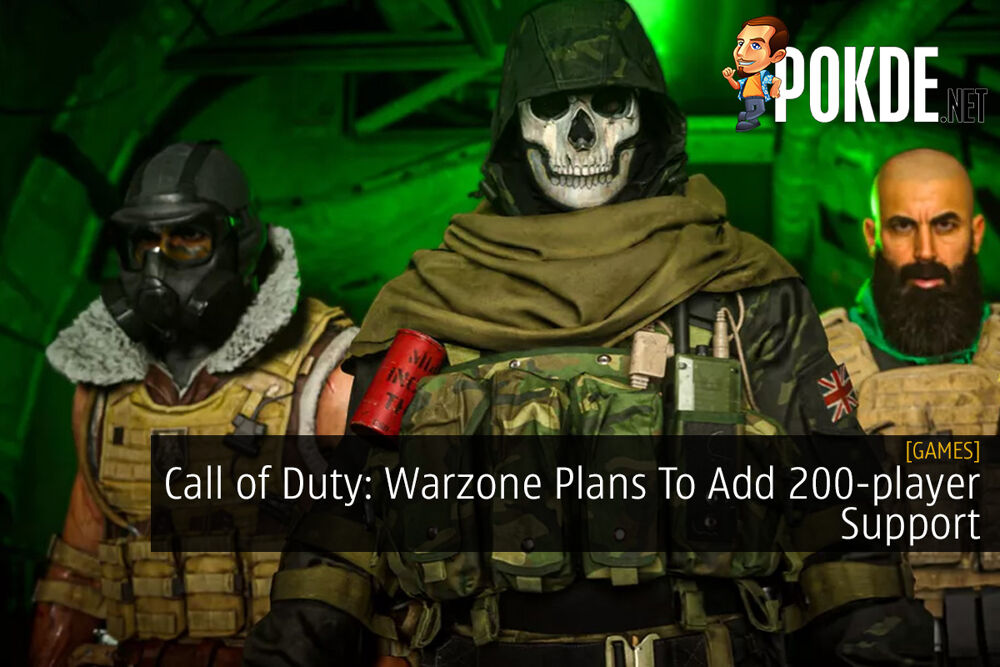 Call of Duty: Warzone Plans To Add 200-player Support 29