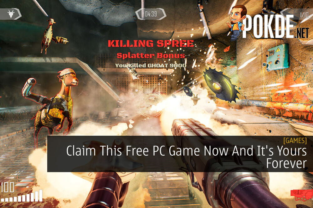 Claim This Free PC Game Now And It's Yours Forever 21