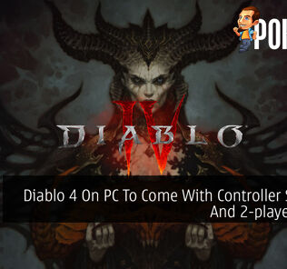 Diablo 4 On PC To Come With Controller Support And 2-player Co-op 23