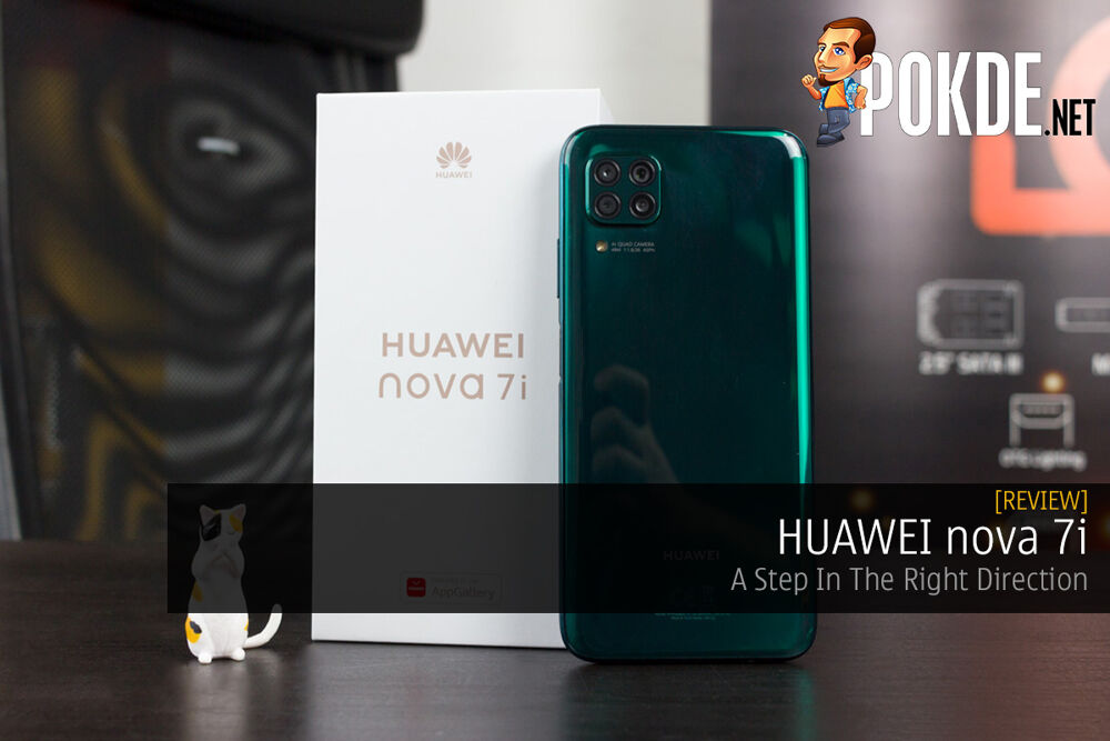 HUAWEI nova 7i Review — A Step In The Right Direction 20