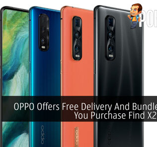 OPPO Offers Free Delivery And Bundle When You Purchase Find X2 Pro 5G 23