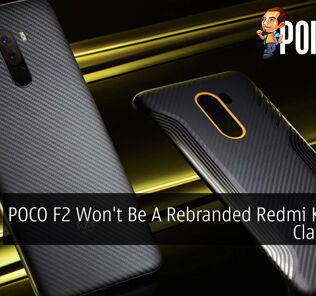 POCO F2 Won't Be A Rebranded Redmi K30 Pro Claims GM 22