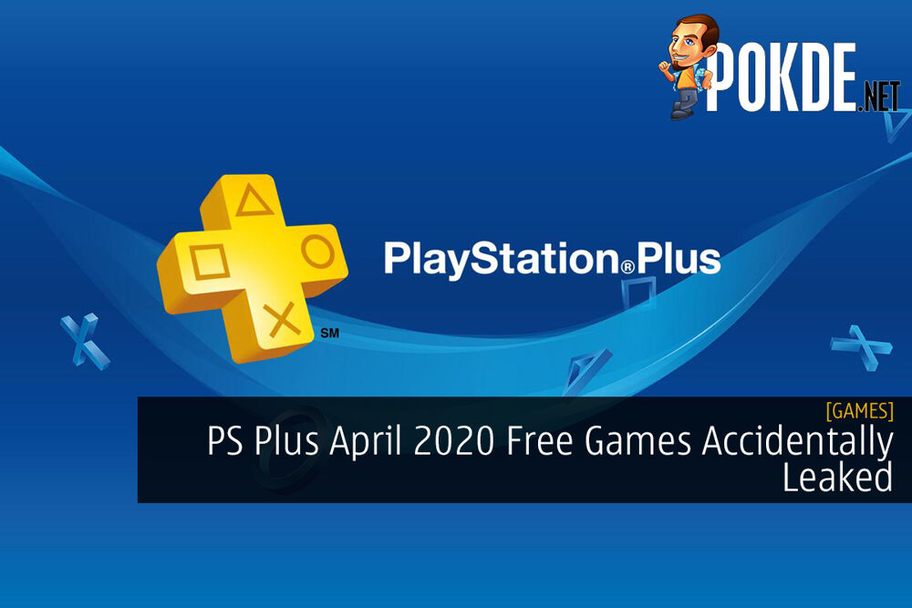 PS Plus April 2020 Free Games Accidentally Leaked 20