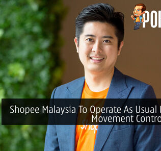 Shopee Malaysia To Operate As Usual Despite Movement Control Order 33