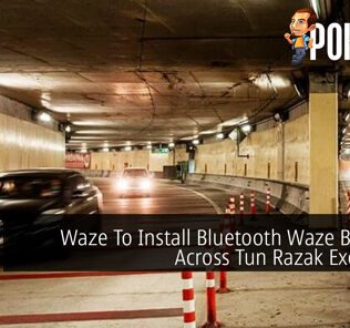 Waze To Install Bluetooth Waze Beacons Across Tun Razak Exchange 27