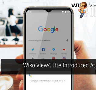 Wiko View4 Lite Introduced At RM399 30