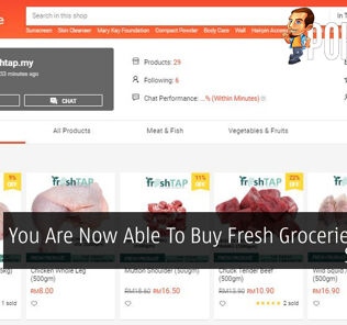 You Are Now Able To Buy Fresh Groceries From Shopee 28