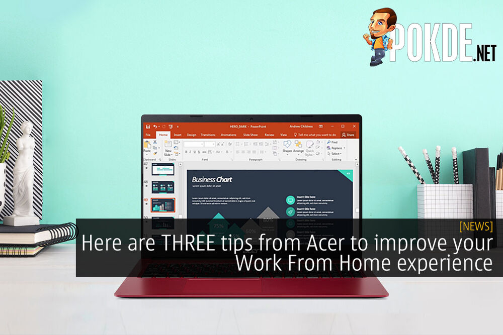 Here are THREE tips from Acer to improve your Work From Home experience 19