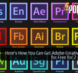 Here's How You Can Get Adobe Creative Suite for Free for 2 Months