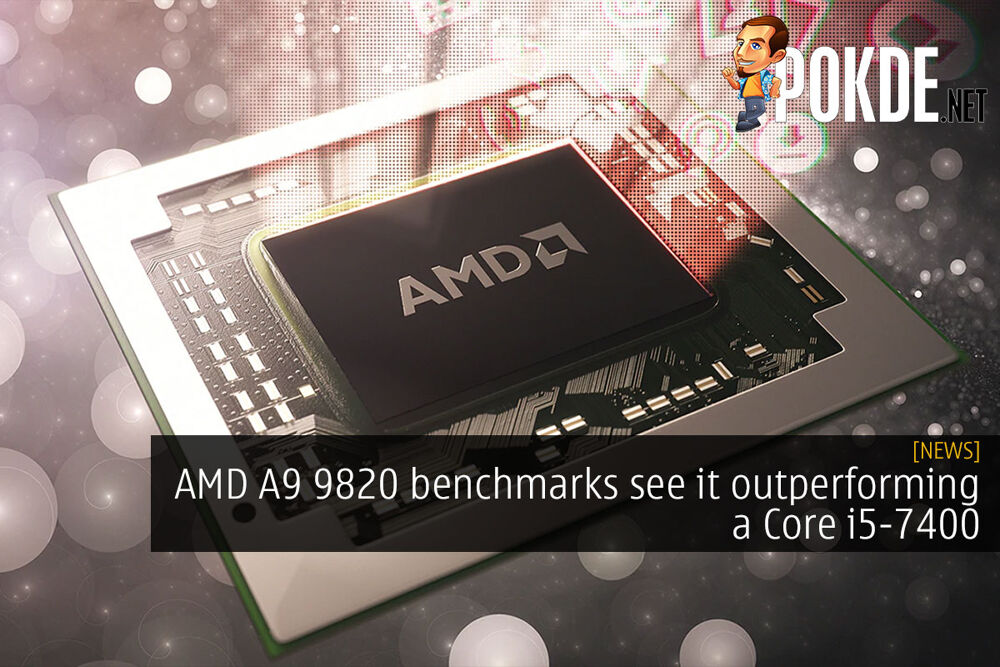 amd a9 9820 benchmark