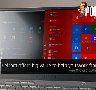 Celcom offers big value to help you work from home — Free Microsoft Office 365 too! 19