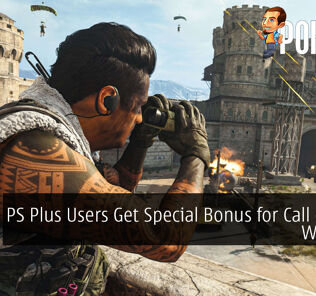 PS Plus Users Get Special Bonus for Call of Duty Warzone