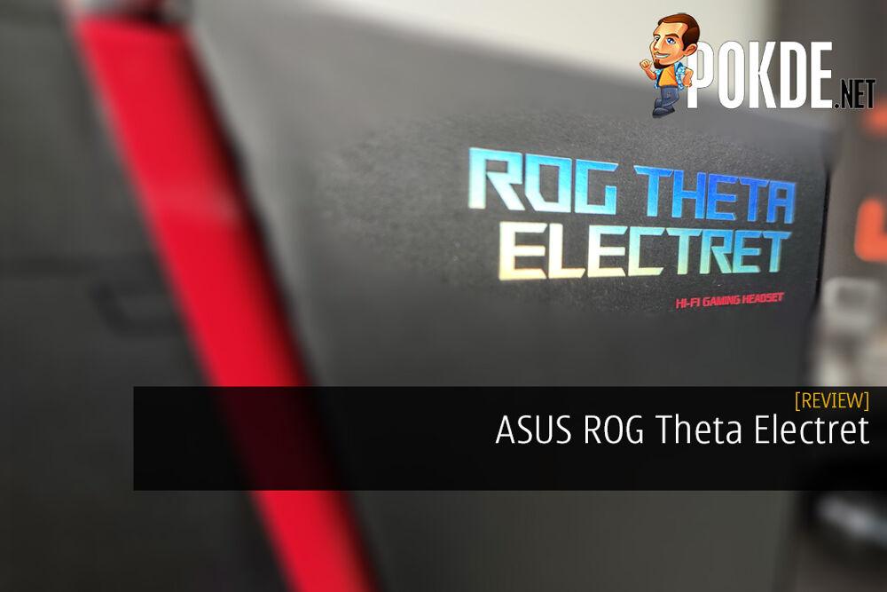 ASUS ROG Theta Electret Gaming Headset Review