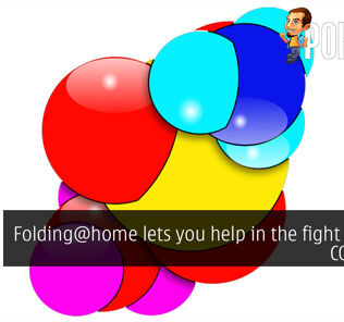 Folding@home lets you help in the fight against COVID-19 23