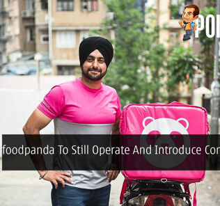 foodpanda To Still Operate And Introduce Contactless Delivery 29