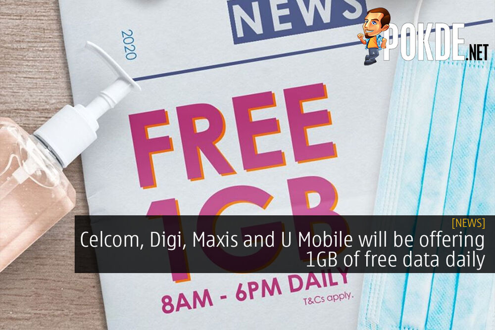 1gb data celcom maxis digi u mobile