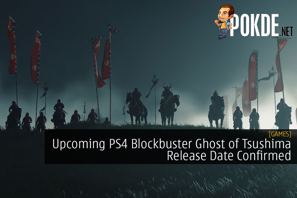 Upcoming PS4 Blockbuster Ghost of Tsushima Release Date Finally Confirmed 22