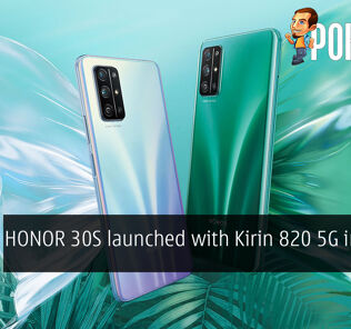 HONOR 30S launched with Kirin 820 5G in China 26