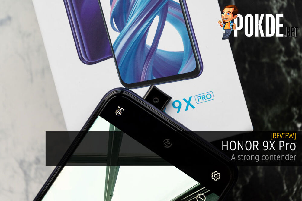 HONOR 9X Pro Review — a strong contender 22