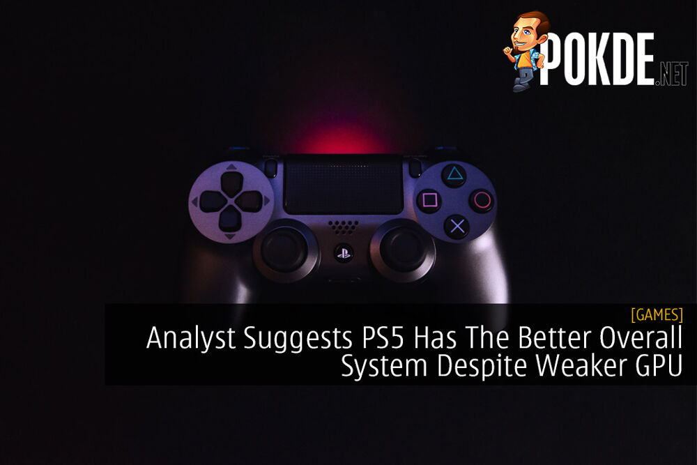 Analyst Suggests PS5 Has The Better Overall System Despite Weaker GPU 24