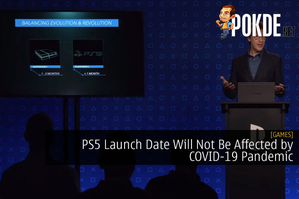 PS5 Launch Date Will Not Be Affected by COVID-19 Pandemic