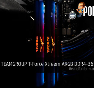 TEAMGROUP T-Force Xtreem ARGB DDR4-3600 CL14 Memory Review — beautiful form and function 20