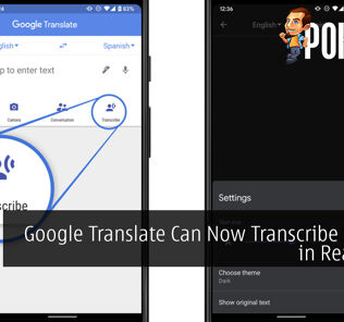 Google Translate Can Now Transcribe Speech in Real Time