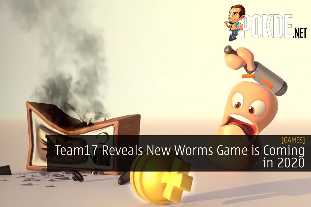 Team17 Reveals New Worms Game is Coming in 2020