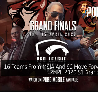 16 Teams From MSIA And SG Move Forward To PMPL 2020 S1 Grand Finals 19