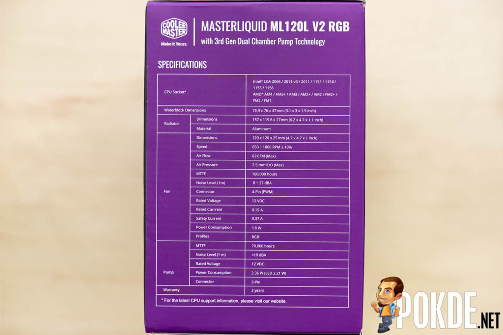 MasterLiquid ML120L V2 RGB Review — extra performance at no extra cost 27