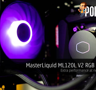 MasterLiquid ML120L V2 RGB Review — extra performance at no extra cost 28