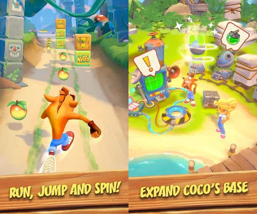 Crash Bandicoot Mobile Game Now Out for Android Smartphones 19