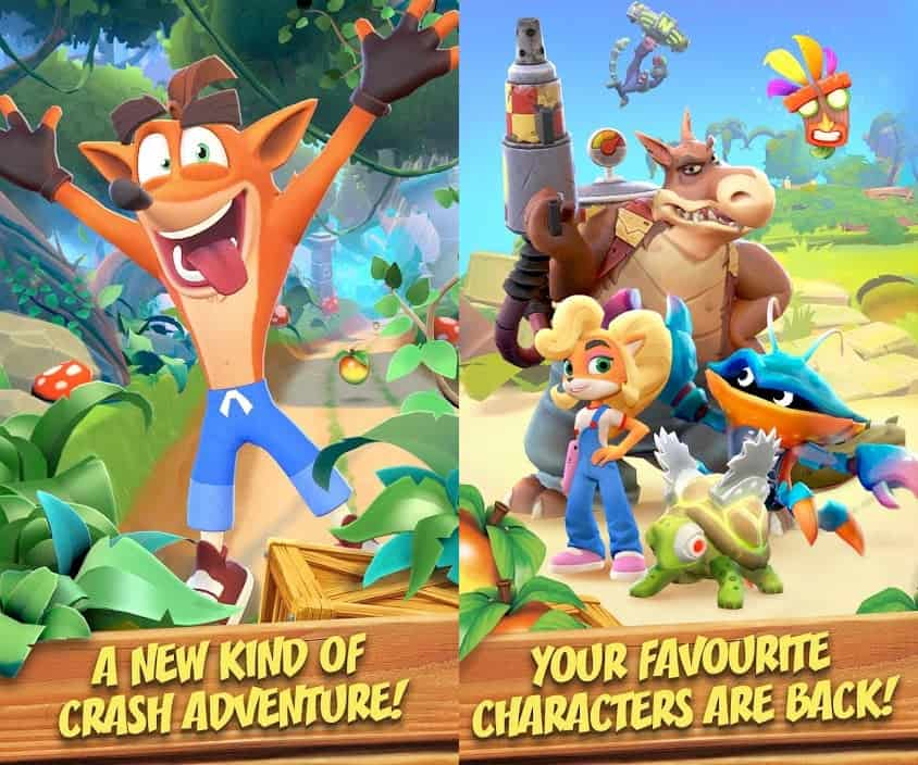 Crash Bandicoot Mobile Game Now Out for Android Smartphones 20