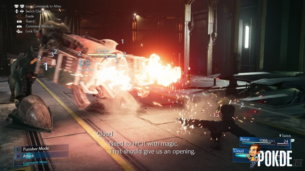 Final Fantasy 7 Remake Review - The Gold Standard of Remakes 25