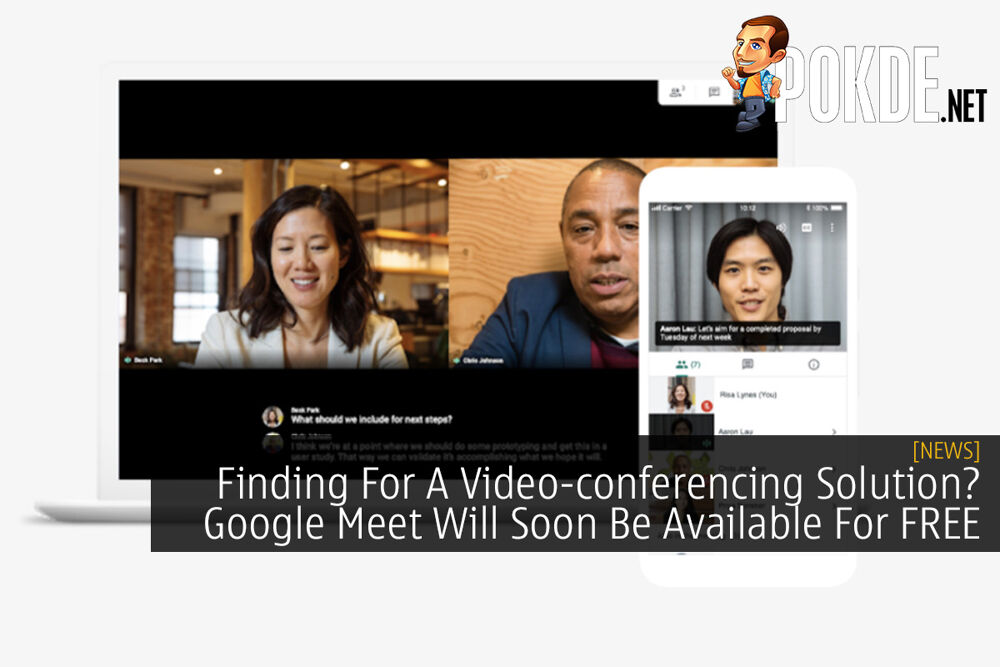 Finding For A Video-conferencing Solution? Google Meet Will Soon Be Available For FREE 18