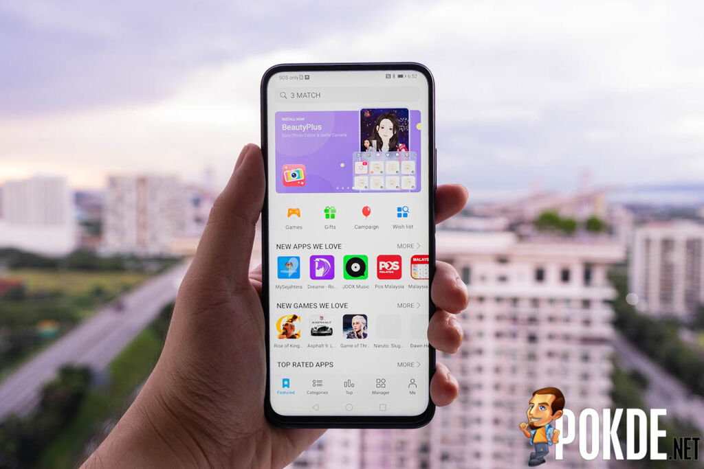 How's life without Google on the HONOR 9X Pro? 21