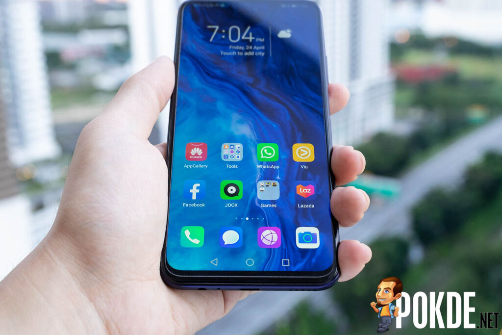 How's life without Google on the HONOR 9X Pro? 22