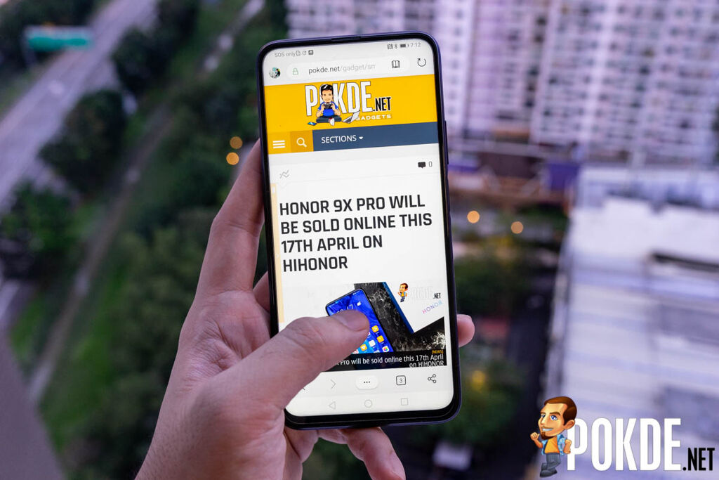 How's life without Google on the HONOR 9X Pro? 26