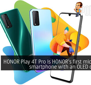 HONOR Play 4T Pro is HONOR's first mid-range smartphone with an OLED display! 28