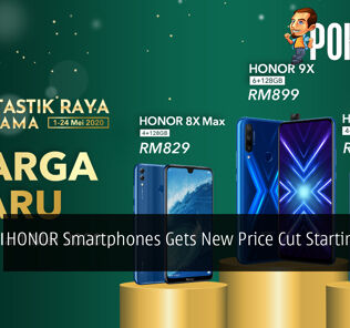 HONOR Smartphones Gets New Price Cut Starting 1 May 2020 21